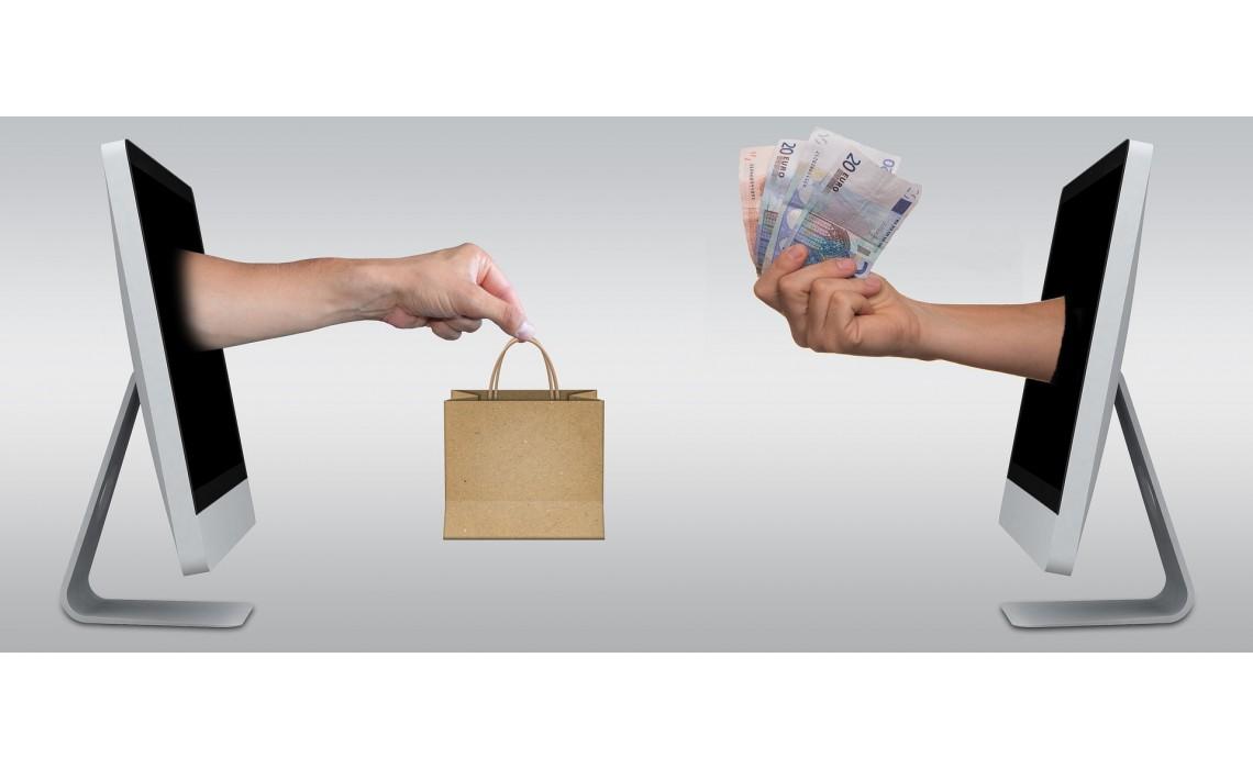 Prekių pirkimo internetu privalumai